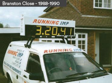 Branston Close