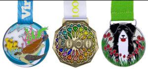 Translucent Bespoke Medals