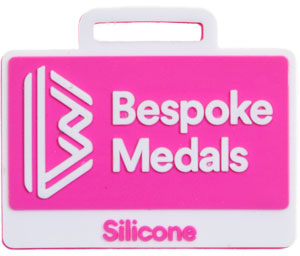 Silicone Pin Badge Finish