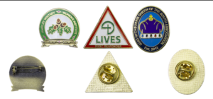 Pin Badges Hard Enamel 2