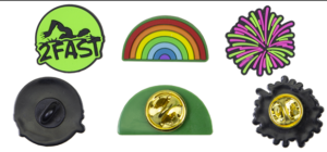 Pin Badges Silicone 1