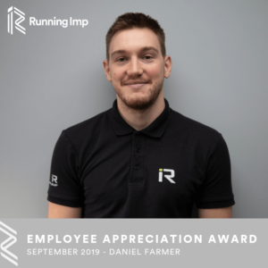 Employee Appreciation Award - Dan Farmer