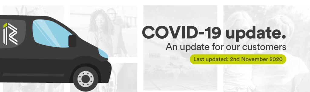 Running Imp November COVID-19 Update