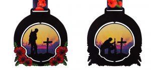 UV Printed Medals 2