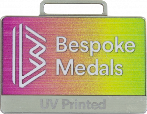 UV Print Pin Badge Finish